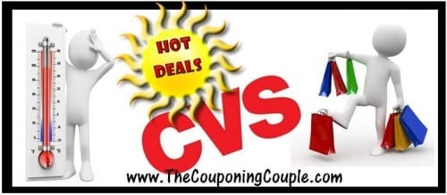 CVS Hot Deals List for 8-13