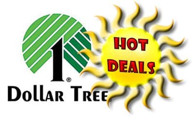 Dollar Tree Hot Deals