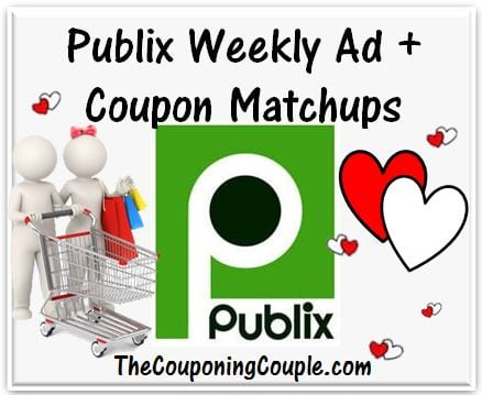 Publix Weekly Ad Coupon Matchups
