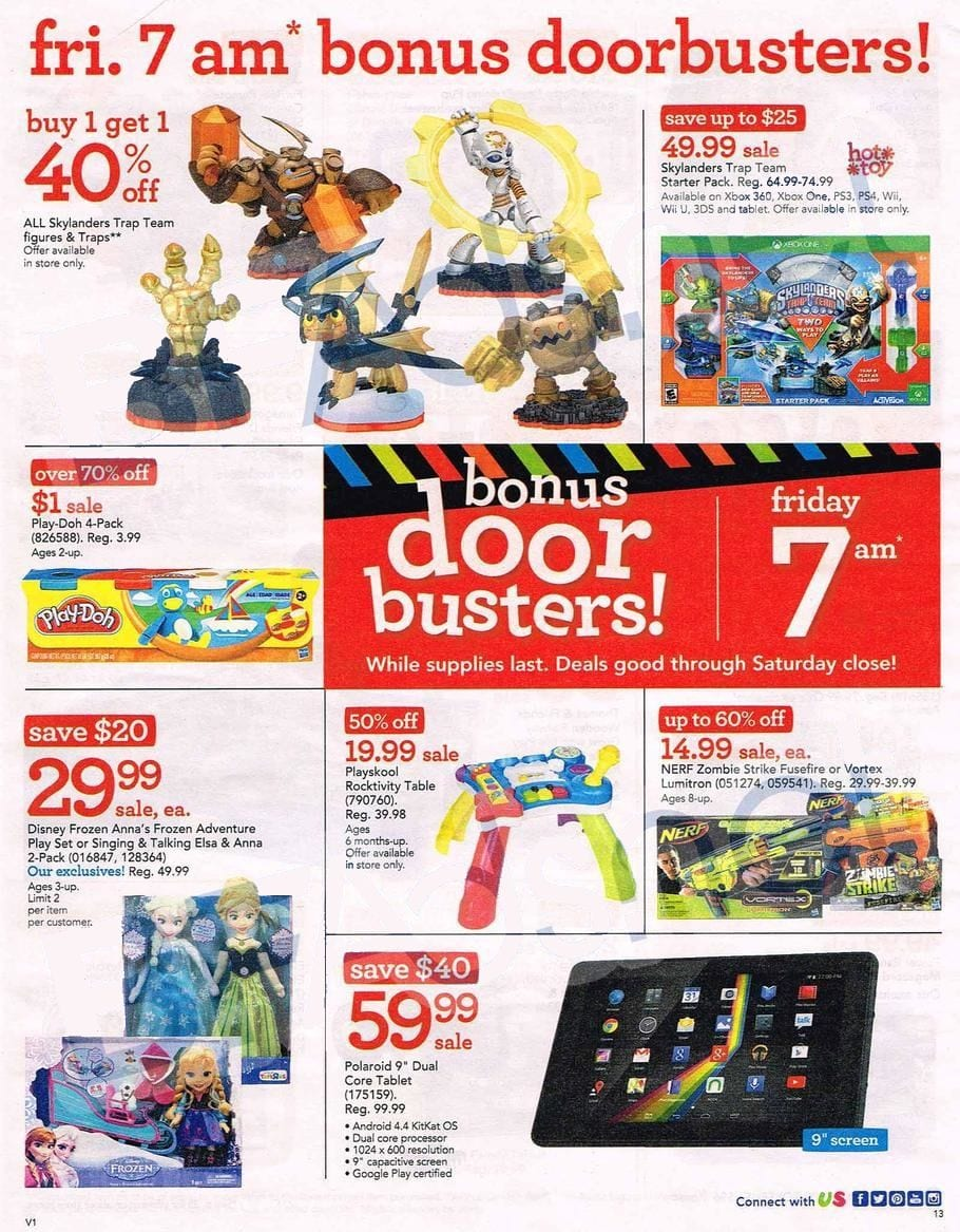 Toys r us black friday coupons