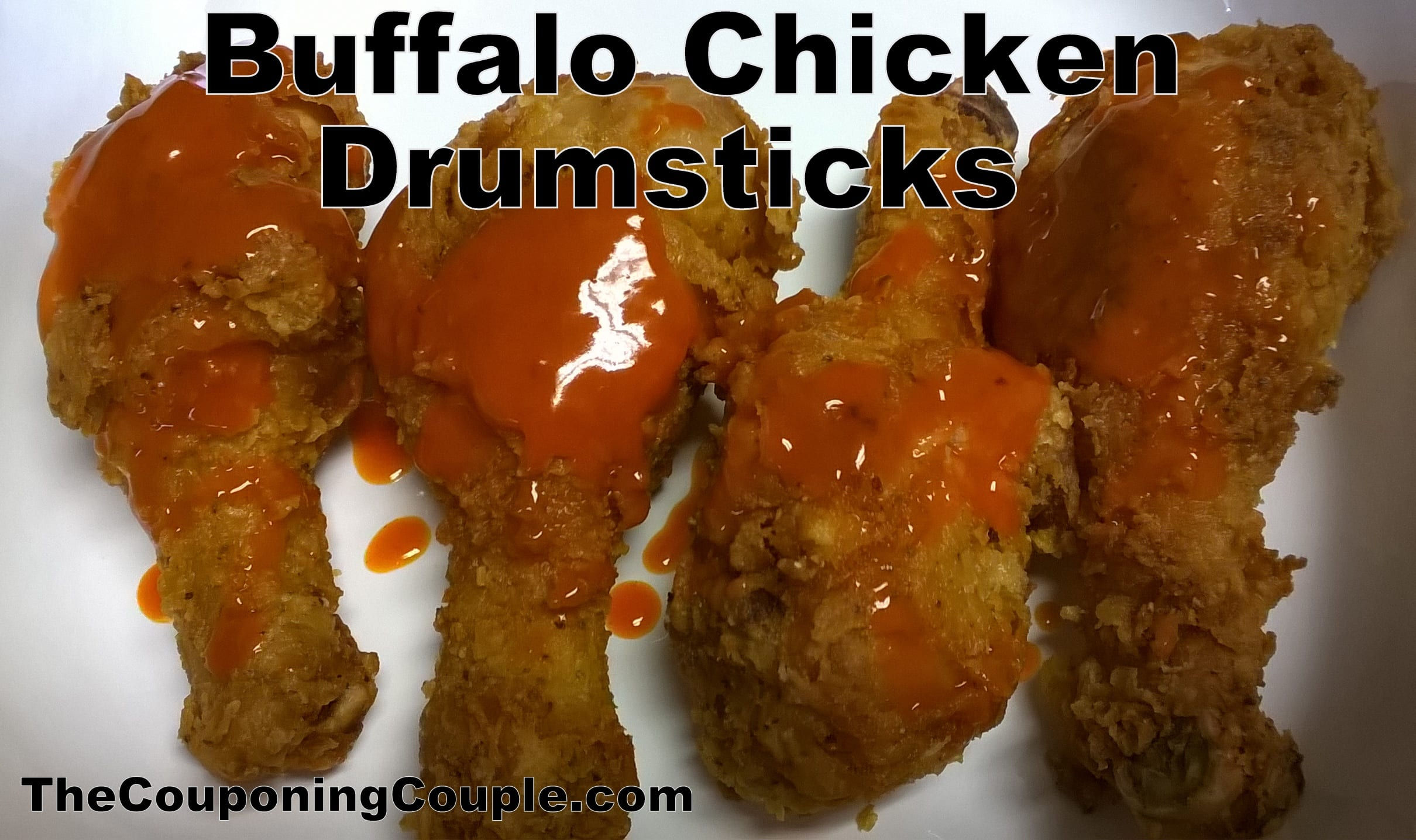Buffalo Chicken Drumsticks Recipe Wing Night On A Budget