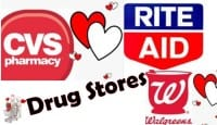 Drug Stores Couponing Deals