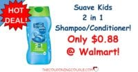 Suave Kids 2 in 1