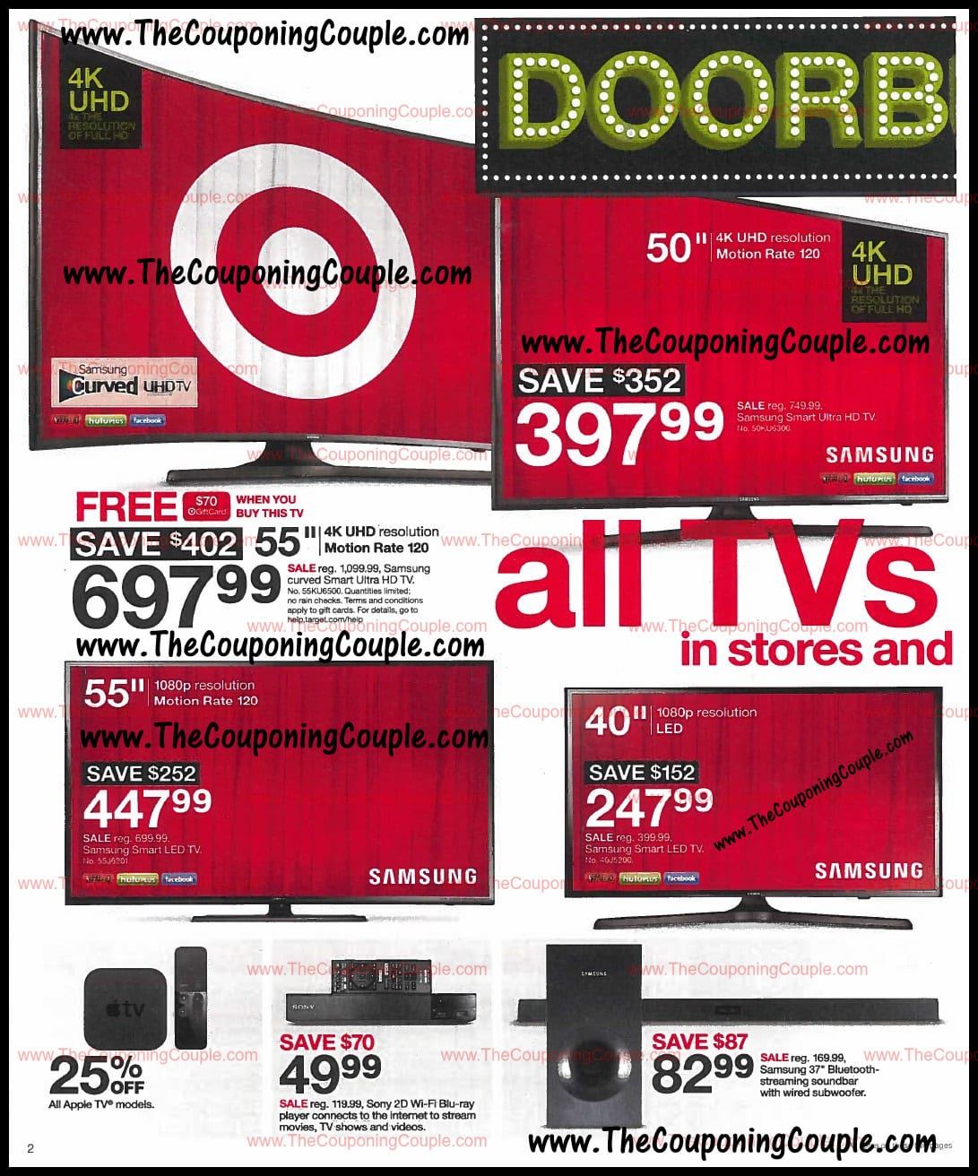 Deals at target with coupons