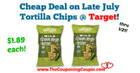 Cheap Deal on Late July Tortilla Chips