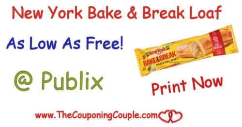 As Low As Free New York Bakery Pull Apart Bread