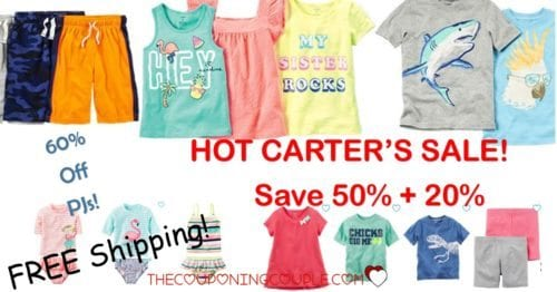 Hot Carters Sale