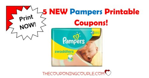 pampers printable coupons