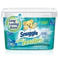 Snuggle Laundry Scent Boosters, Blue Iris Bliss, Tub, 115 Count - $9.57 Shipped!