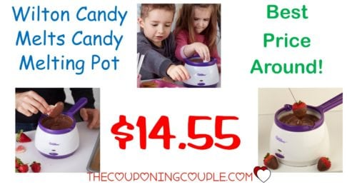 Wilton Candy Melts Candy Melting Pot Only 1455