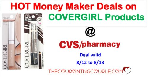 Hot Covergirl Product Money Makers