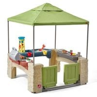 Step2 All Around Playtime Patio with Canopy Playhouse - ONLY $124.99 Shipped!
