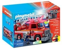 BEST PRICE! PLAYMOBIL Rescue Ladder Unit ONLY $13.95!